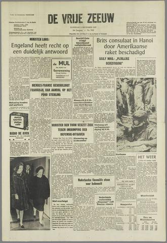 de Vrije Zeeuw 1967-12-09
