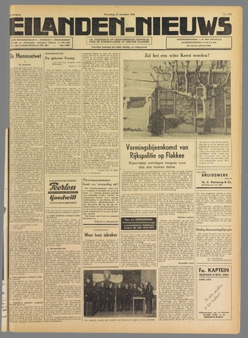 Eilanden-nieuws. Christelijk streekblad op gereformeerde grondslag 1959-12-23