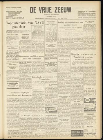 de Vrije Zeeuw 1957-11-29