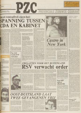 Provinciale Zeeuwse Courant 1979-10-12
