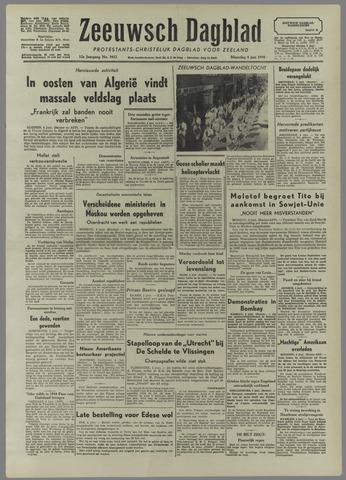 Zeeuwsch Dagblad 1956-06-04