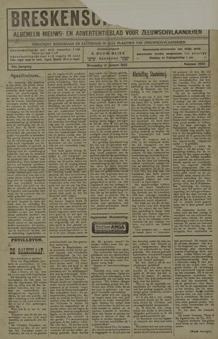Breskensche Courant 1925-01-14