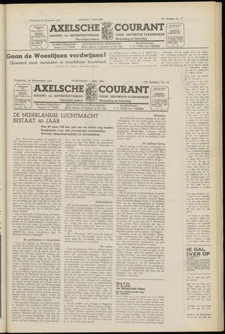 Axelsche Courant 1953-07-01