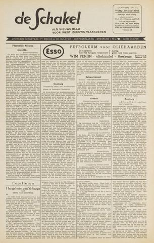 De Schakel 1959-03-20