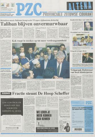 Provinciale Zeeuwse Courant 2001-09-29