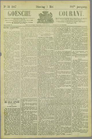 Goessche Courant 1917-05-01