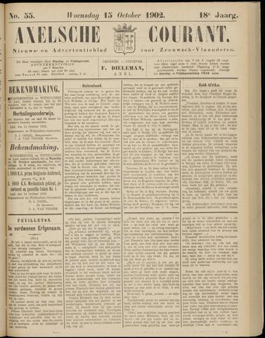 Axelsche Courant 1902-10-15