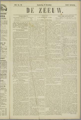 De Zeeuw. Christelijk-historisch nieuwsblad voor Zeeland 1891-12-31