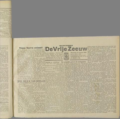 de Vrije Zeeuw 1945-01-31