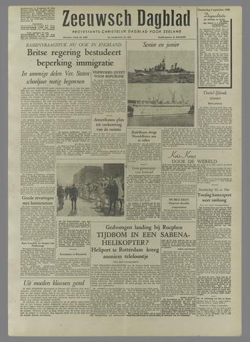Zeeuwsch Dagblad 1958-09-04