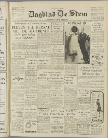 de Stem 1958-04-26
