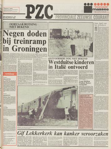 Provinciale Zeeuwse Courant 1980-07-26