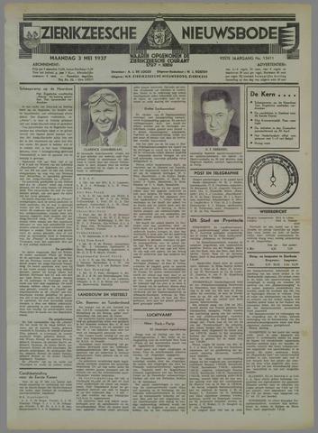 Zierikzeesche Nieuwsbode 1937-05-03