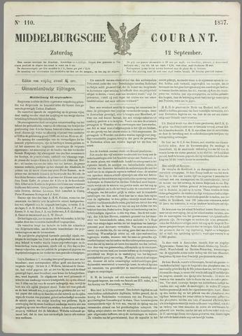 Middelburgsche Courant 1857-09-12