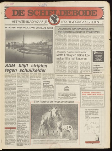 Scheldebode 1983-04-13