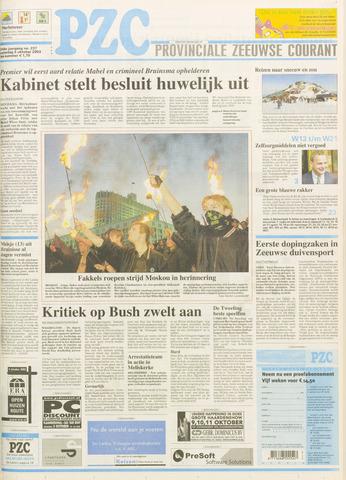 Provinciale Zeeuwse Courant 2003-10-04