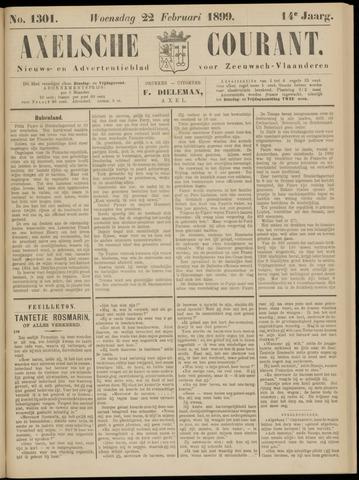 Axelsche Courant 1899-02-22