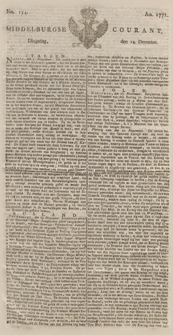 Middelburgsche Courant 1771-12-24