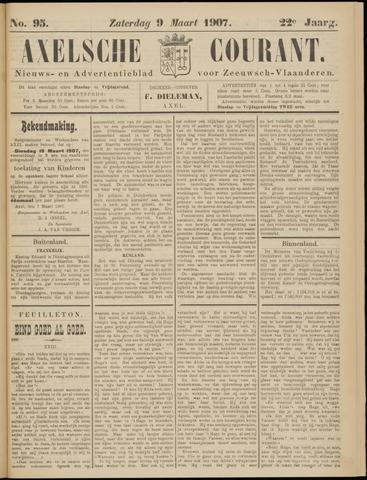 Axelsche Courant 1907-03-09