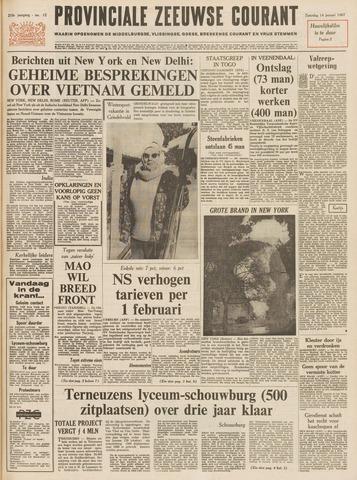 Provinciale Zeeuwse Courant 1967-01-14
