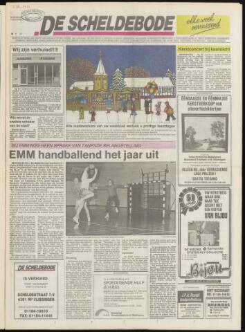 Scheldebode 1990-12-13