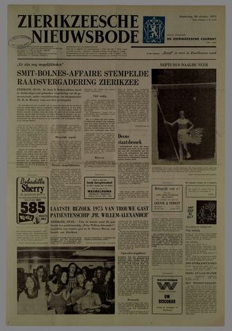 Zierikzeesche Nieuwsbode 1975-10-30
