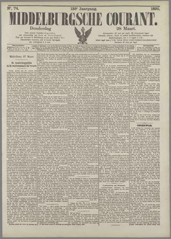 Middelburgsche Courant 1895-03-28