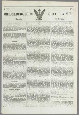 Middelburgsche Courant 1871-10-23