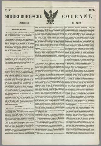 Middelburgsche Courant 1871-04-15