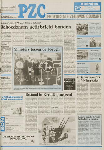 Provinciale Zeeuwse Courant 1991-09-19