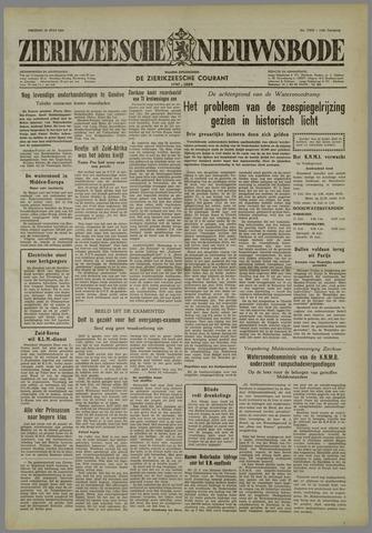 Zierikzeesche Nieuwsbode 1954-07-16