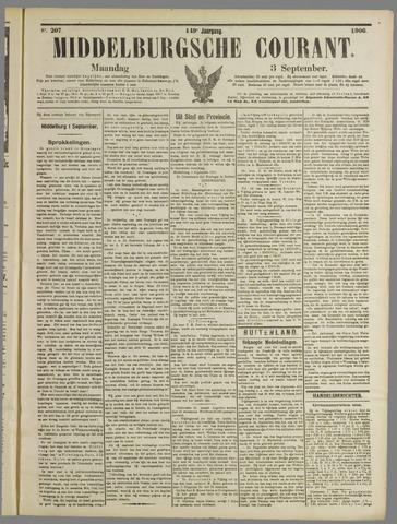 Middelburgsche Courant 1906-09-03