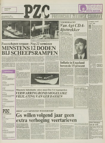 Provinciale Zeeuwse Courant 1976-10-16