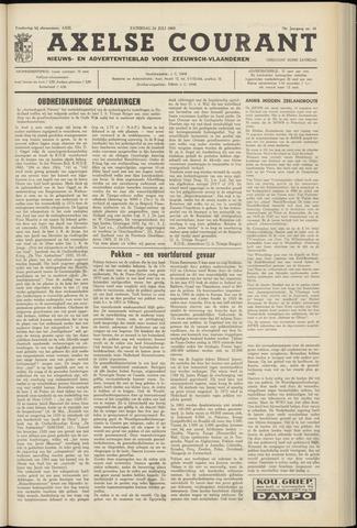Axelsche Courant 1965-07-24