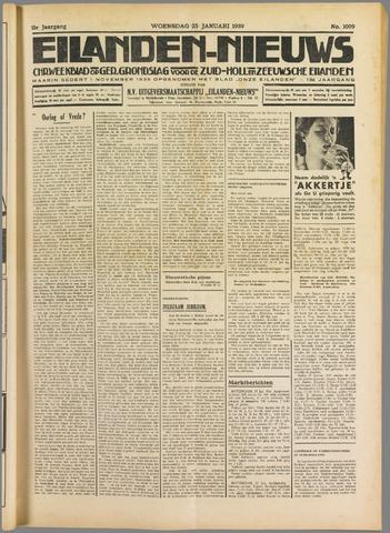 Eilanden-nieuws. Christelijk streekblad op gereformeerde grondslag 1939-01-25