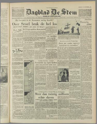 de Stem 1950-09-26