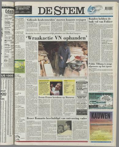 de Stem 1995-08-30
