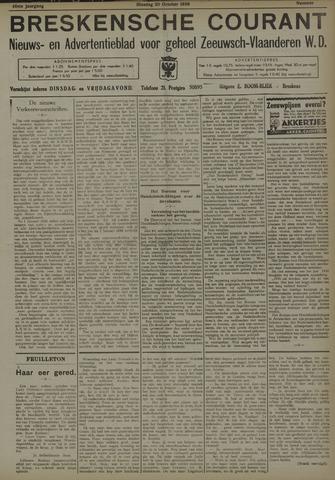 Breskensche Courant 1936-10-20