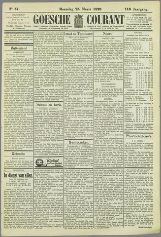 Goessche Courant 1929-03-25