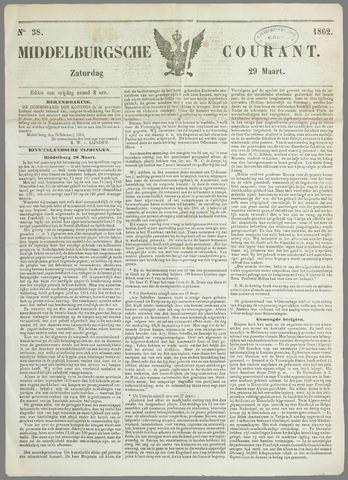 Middelburgsche Courant 1862-03-29