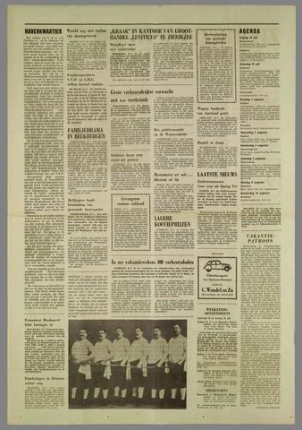 Zierikzeesche Nieuwsbode 1972-07-28