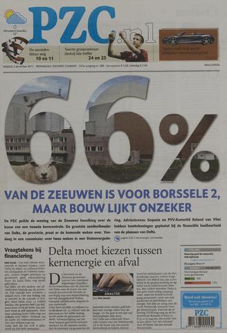 Provinciale Zeeuwse Courant 2011-12-02