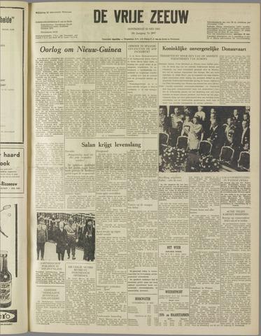 de Vrije Zeeuw 1962-05-24