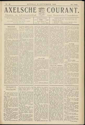 Axelsche Courant 1928-09-18