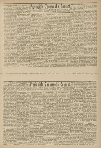 Provinciale Zeeuwse Courant 1945-07-24