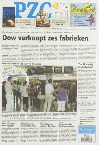 Provinciale Zeeuwse Courant 2009-07-31
