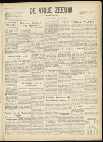 de Vrije Zeeuw 1956-05-02