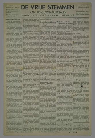 Zierikzeesche Nieuwsbode 1945-06-21