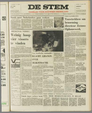 de Stem 1971-01-16