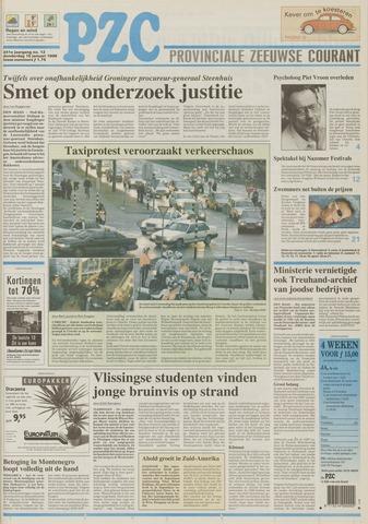 Provinciale Zeeuwse Courant 1998-01-15